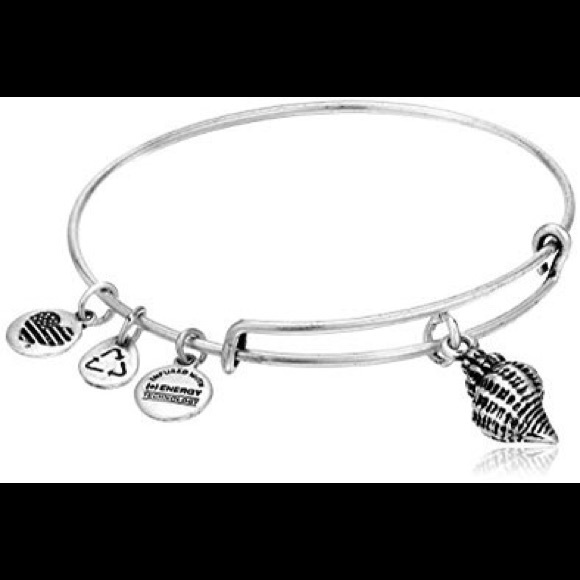 Alex and Ani Jewelry - Alex and Ani Conch Seashell Bracelet